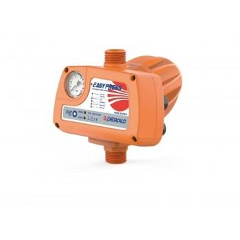 Електронний регулятор тиску з захистом від сухого ходу Pedrollo EASY PRESS (start 2.2 bar)