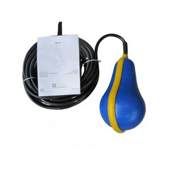 Поплавковый выключатель Pedrollo MAC 5 PVC