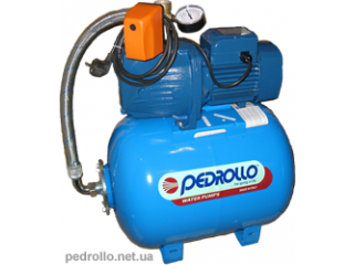 Настройка реле давления насосной станции Pedrollo