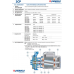 Центробежный насос Pedrollo 2CP 25/14A (380V)