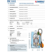 Дренажный насос Pedrollo RXm 1 (230V) (Педролло)